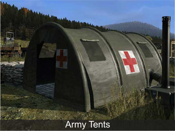ARMY TENTS FOR SALE IN KENYA BY KENYA TENTS