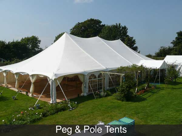 PEG AND POLE TENTS FOR SALE IN KENYA BY KENYA TENTS
