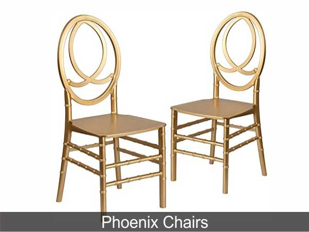 PHOENIX CHAIRS FOR SALE BY KENYA TENTS